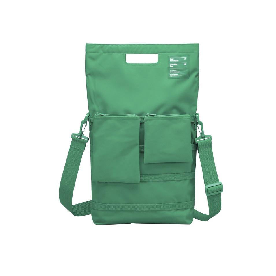 Unit Portables 由你包 Unit 01/02/03 13吋電腦肩包(原野綠) | 設計 | Citiesocial