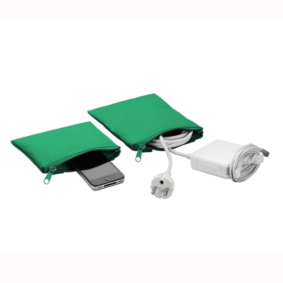 Unit Portables 由你包 Unit 02/03 配件袋(原野綠) | 設計 | Citiesocial