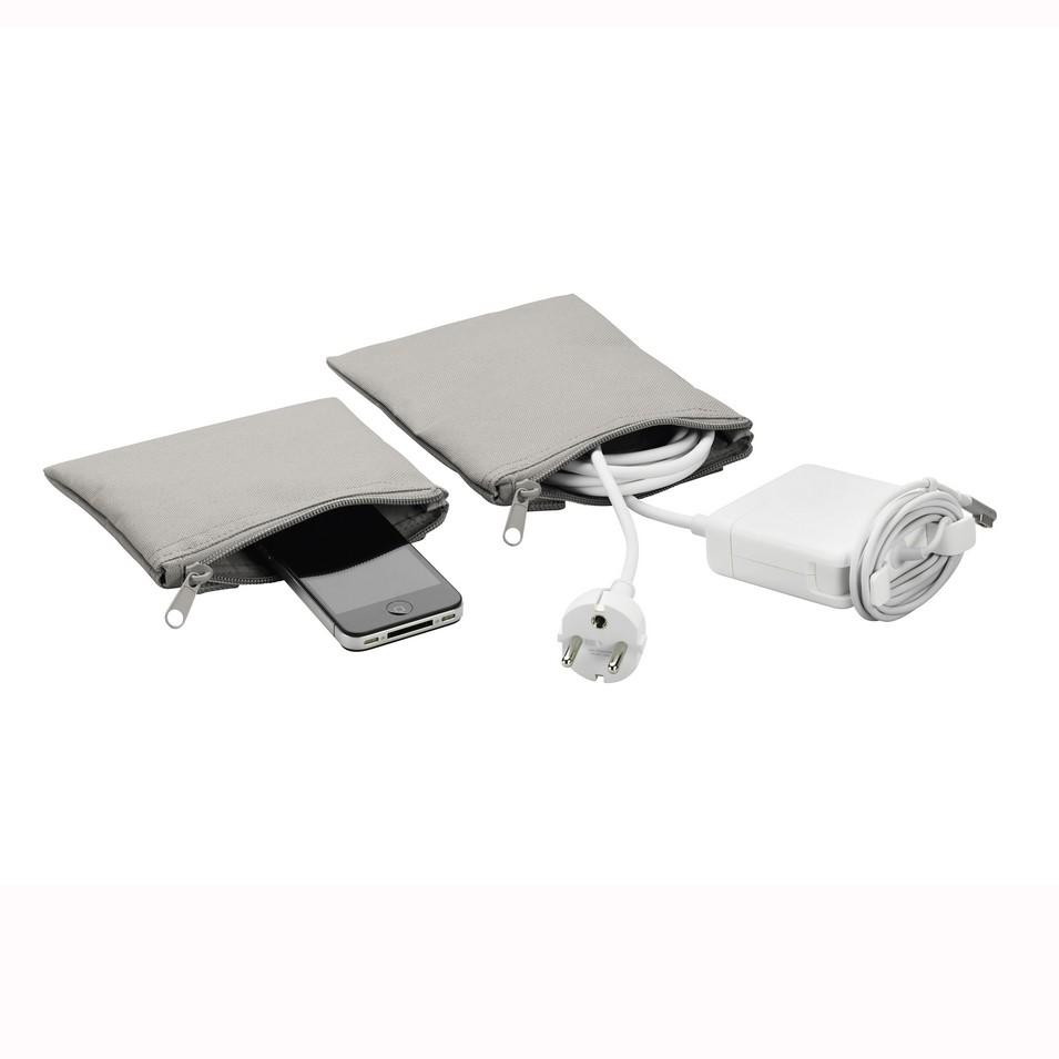 Unit Portables 由你包 Unit 02/03 配件袋(陰雨灰) | 設計 | Citiesocial