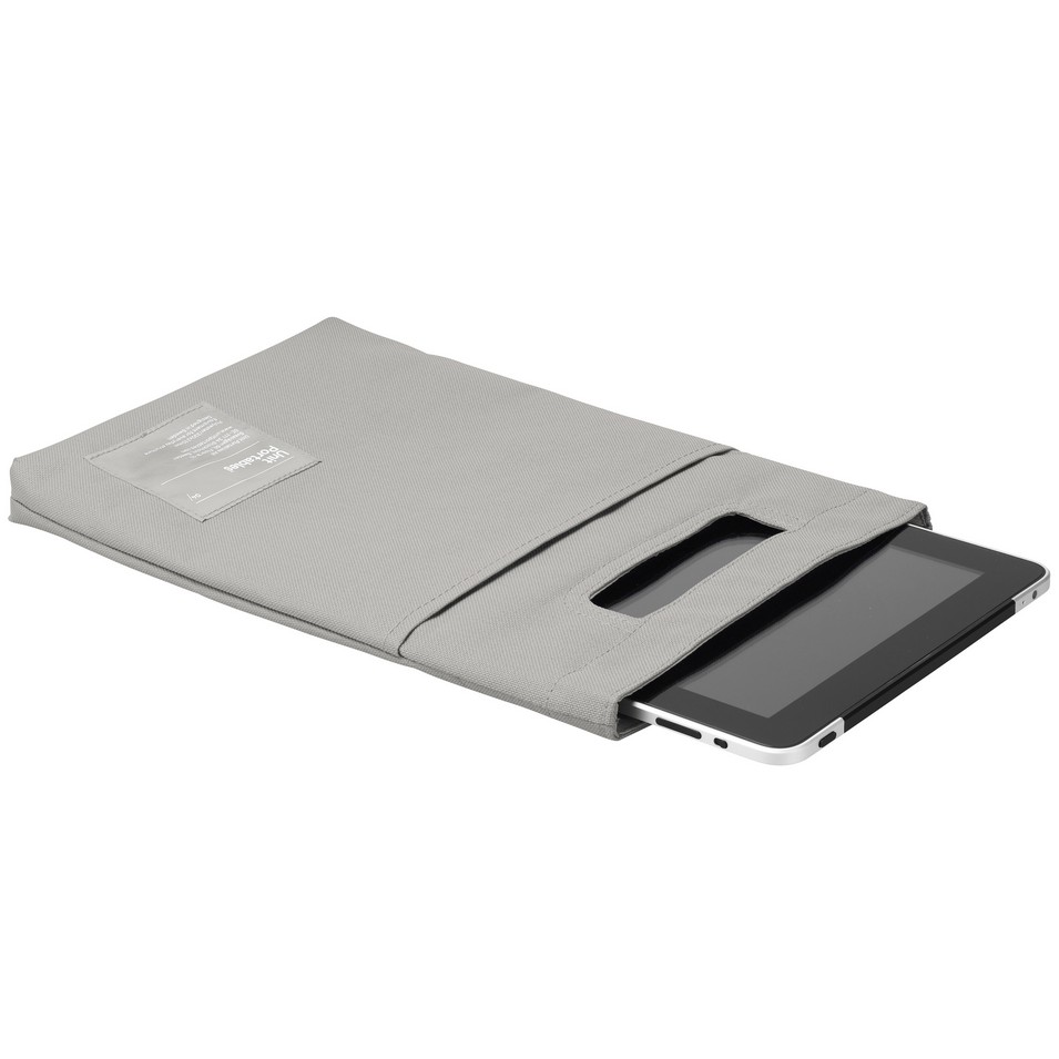 Unit Portables 由你包 Unit 04 iPad 保護套(陰雨灰) | 設計 | Citiesocial