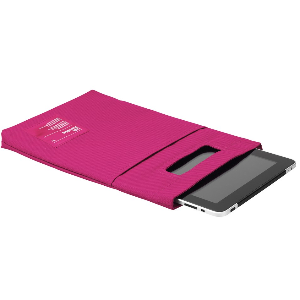 Unit Portables 由你包 Unit 04 iPad 保護套(玫瑰紅) | 設計 | Citiesocial
