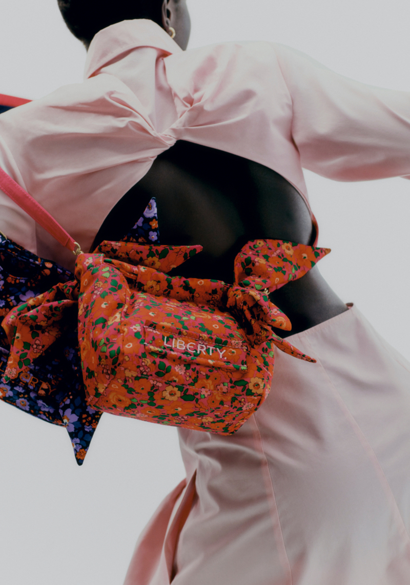 FEEL-GOOD FLORALS: プリント・ウィズ・パーパス