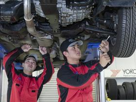 横浜テクノオート専門学校{自動車整備科のイメージ