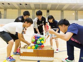 桐蔭横浜大学{スポーツ健康政策学部のイメージ