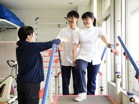 東京保健医療専門職大学{リハビリテーション学部 理学療法学科のイメージ