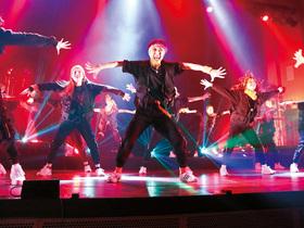 尚美ミュージックカレッジ専門学校{ダンス学科のイメージ