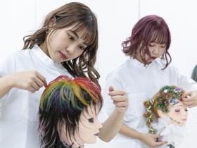 岩谷学園アーティスティックB横浜美容専門学校{ビューティースタイリスト科 美容師養成コースのイメージ