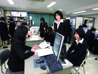 大阪法律公務員専門学校天王寺校フォトギャラリー5