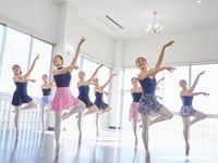【事前予約制】バレエ部体験&座談会【受験生・高2対象】の画像
