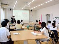 来場型オープンキャンパス(いわきキャンパス)の画像