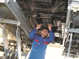 専門学校 太田自動車大学校{二級自動車整備学科 二級自動車整備士コースのイメージ