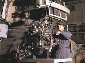 専門学校 太田自動車大学校{一級自動車整備学科 一級自動車整備士コースのイメージ