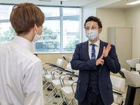 【来校型】限定8組!AO&推薦入試 個別相談会★山野美容の画像