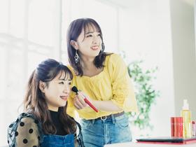 北海道美容専門学校{ヘアメイク科のイメージ