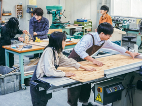 神戸芸術工科大学{芸術工学部 プロダクト・インテリアデザイン学科のイメージ