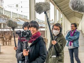 神戸芸術工科大学{芸術工学部 映像表現学科 映画コースのイメージ