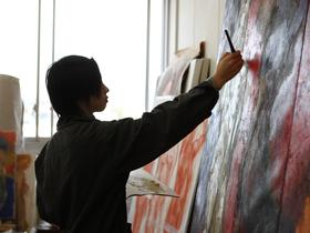 文星芸術大学美術学部 美術学科 総合造形専攻 洋画のイメージ