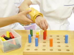 金城大学医療健康学部 作業療法学科のイメージ