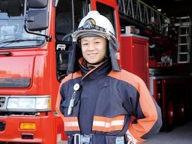 大原法律専門学校{消防官のイメージ