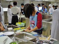 名古屋栄養専門学校フォトギャラリー2