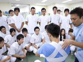東京医療専門学校柔道整復科 夜間特修コースのイメージ