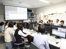東京情報大学{総合情報学部 データサイエンス研究室(数理情報学系)のイメージ