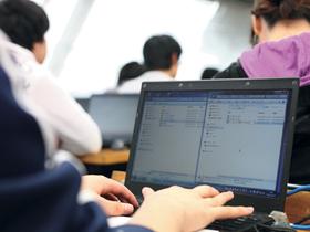 トライデント コンピュータ専門学校情報キャリアプロ学科 Webアプリ専攻のイメージ