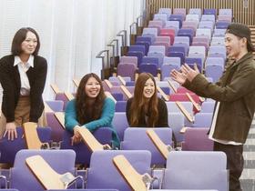東洋学園大学{グローバル・コミュニケーション学部 グローバル・コミュニケーション学科のイメージ