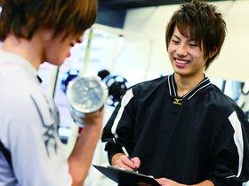 名古屋医健スポーツ専門学校スポーツ科学科 スポーツトレーナーコース パーソナルトレーナー専攻のイメージ