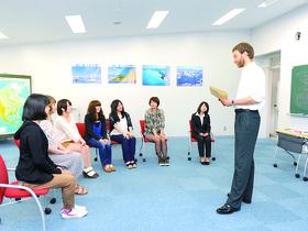埼玉女子短期大学国際コミュニケーション学科 英語グローバルコースのイメージ