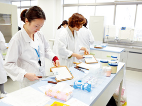 東邦大学薬学部のイメージ