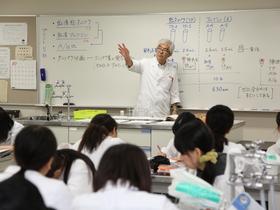 聖徳大学(女子)人間栄養学部 人間栄養学科(管理栄養士養成課程)のイメージ