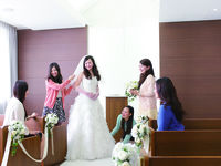 名古屋外語・ホテル・ブライダル専門学校フォトギャラリー3