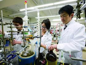 東邦大学理学部 化学科のイメージ