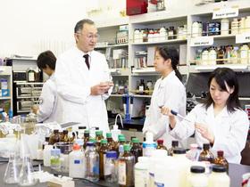 東邦大学理学部 生物分子科学科のイメージ