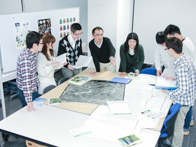 東京情報大学{総合情報学部 環境情報研究室(情報システム学系)のイメージ