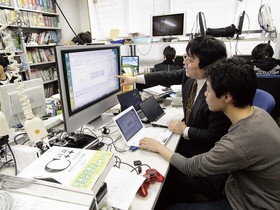 東京情報大学{総合情報学部 システムデザイン研究室(情報システム学系)のイメージ