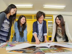 専門学校 文化デザイナー学院{インテリア&家具クラフト学科のイメージ