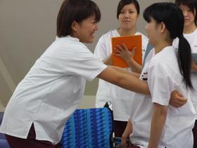 九州医療スポーツ専門学校{理学療法学科のイメージ