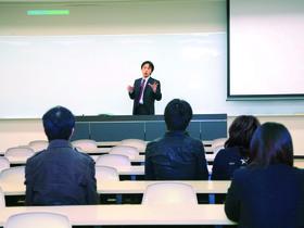 大阪学院大学{商学部 商学科のイメージ
