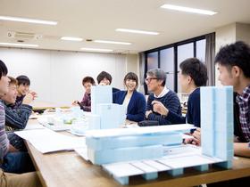 大阪工業技術専門学校建築学科のイメージ