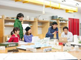 大阪工業技術専門学校建築設計学科のイメージ