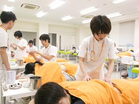 呉竹医療専門学校鍼灸科�T部のイメージ