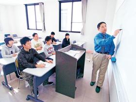 大阪航空専門学校エアライン学科 航空貨物取扱コースのイメージ