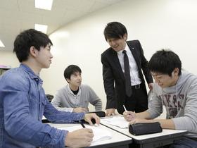 仙台総合ビジネス公務員専門学校{総合公務員科のイメージ