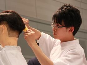 京都理容美容専修学校理容(通信課程)のイメージ