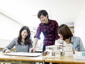 町田・デザイン専門学校建築デザイン科のイメージ