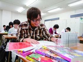 町田・デザイン専門学校まんが科のイメージ