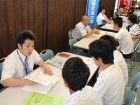 出張説明会【オープンキャンパスキャラバン静岡】の画像