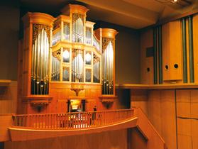 大阪音楽大学音楽学部 音楽学科 パイプオルガン専攻のイメージ